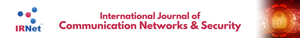 International Journal of Communication Networks and Security