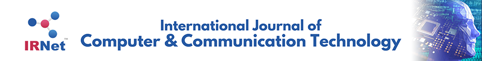 International Journal of Computer and Communication Technology
