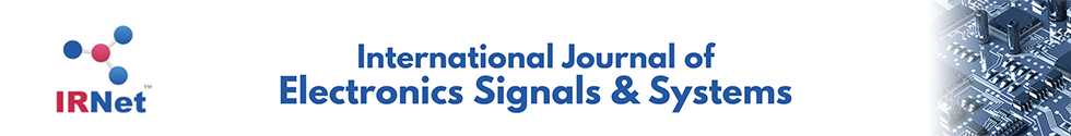 International Journal of Electronics Signals and Systems