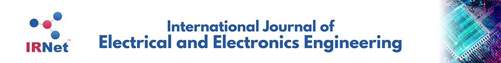 International Journal of Electronics and Electical Engineering