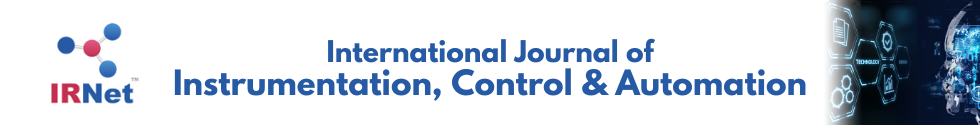 International Journal of Instrumentation Control and Automation
