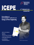 International Conference on Energy & Power Engineering ICEPE-2013 by Prof. Dr.Srikanta Patnaik,