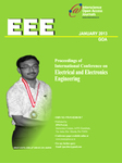 International Conference on Electrical and Electronics Engineering ICEEE-2013 by Prof. Dr. Srikanta Patnaik