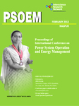 Proceeding of International Conference on Power System Operation & Energy Management ICPSOEM-2013 by Prof. Dr. Srikanta Patnaik