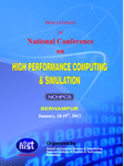 Proceeding of National Conference on High Performance Computing & Simulation 2013