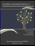 Proceedings of International Conference on Emerging Intelligent Sustainable Technologies