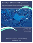 Proceedings of International Conference on Electrical, Electronics & Computer Science