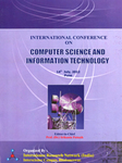 Proceeding of International Conference on Computer Science and Information Technology