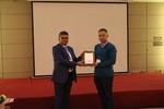 Felicitating Prof. Xiaogang Qi, Xidian University, Xian, China