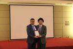Felicitating of Prof. Jair Minoro